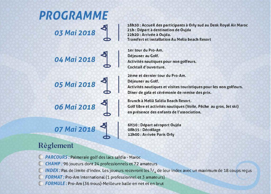programme oriental legends